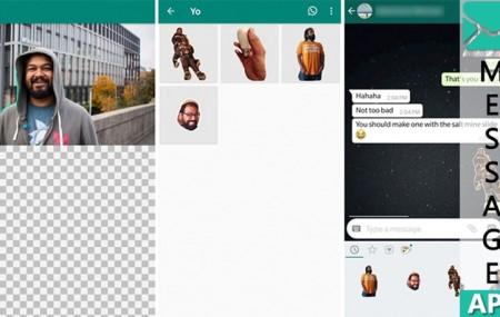 Как создать уникальный стикер в WhatsApp