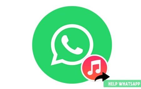 Как отправить песню по Whatsapp через телефон
