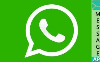 Как отключить сохранение фотографий в WhatsApp