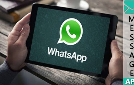 Как настроить Whatsapp на планшете