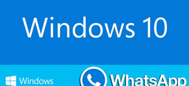 Whatsapp Web для Windows 10 – скачать бесплатно
