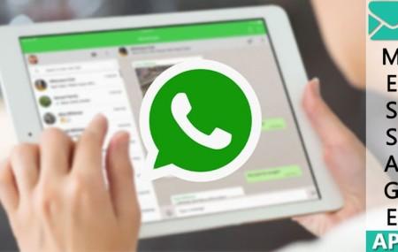 Как установить WhatsApp на планшет: настройка и эксплуатация