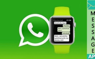 Как установить Whatsapp на Apple Watch