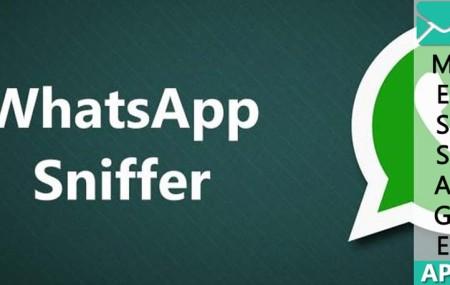 Что такое Whatsapp Sniffer как скачать и установить программу