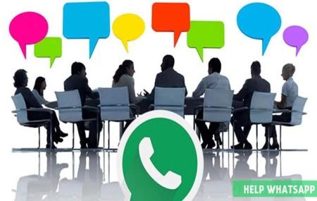 Как найти и вступить в группу Whatsapp