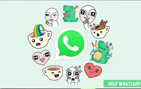Стикеры для WhatsApp: скачать бесплатно на Android и iPhone