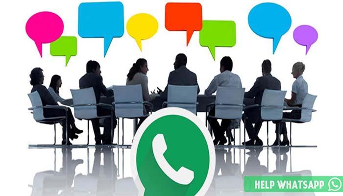 как вступить в группу в whatsapp без приглашения