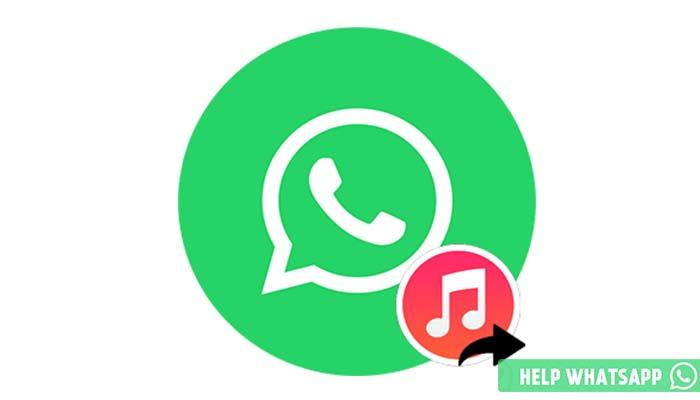 как отправить песню в ватсапе на айфоне