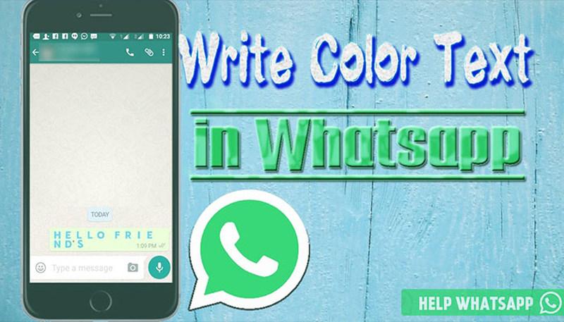 как рисовать в whatsapp
