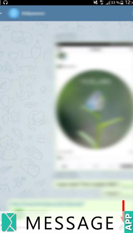 как скинуть видео из инстаграма в ватсап