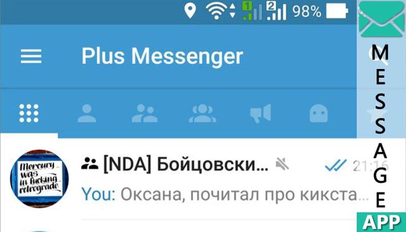 аналогичные программы whatsapp
