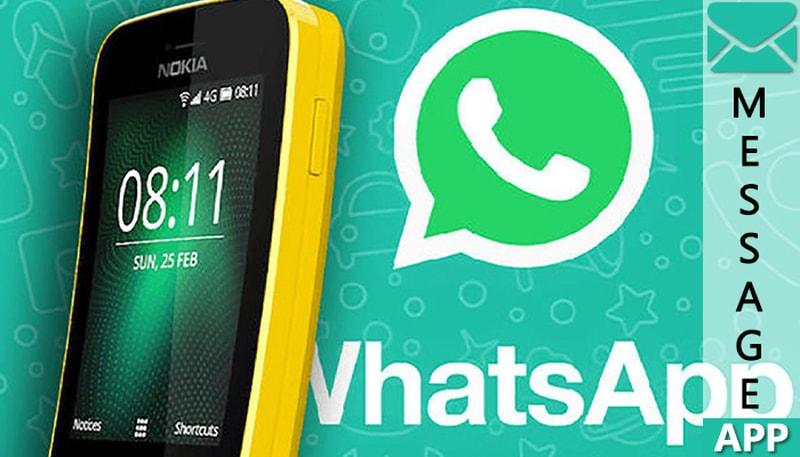 телефон с whatsapp кнопочный