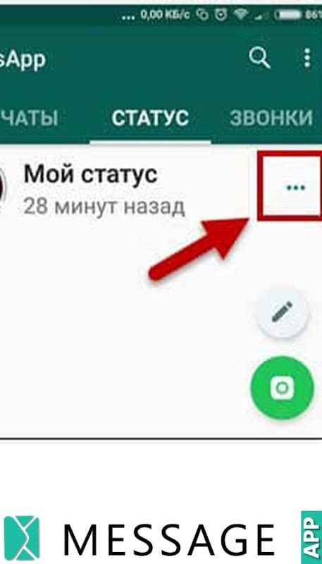 что такое статус в whatsapp для чего он