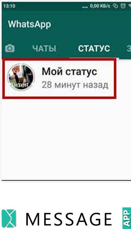 что такое статус в whatsapp для чего он нужен