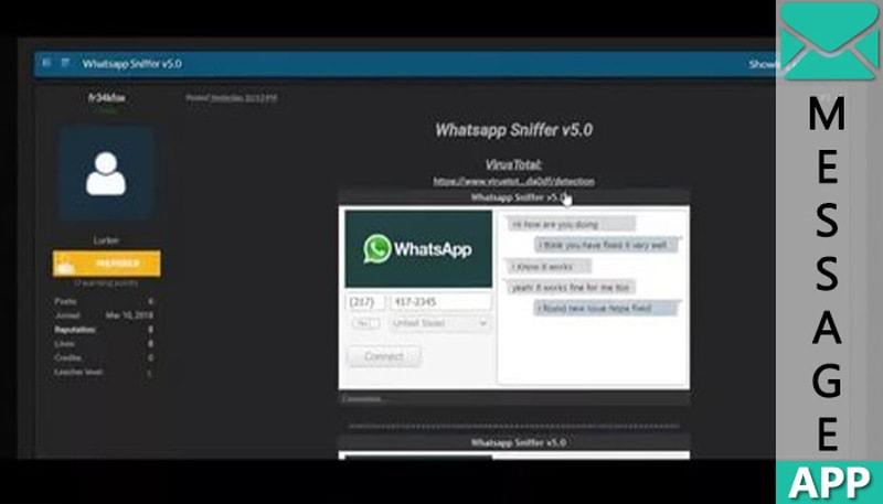скачать whatsapp sniffer apk