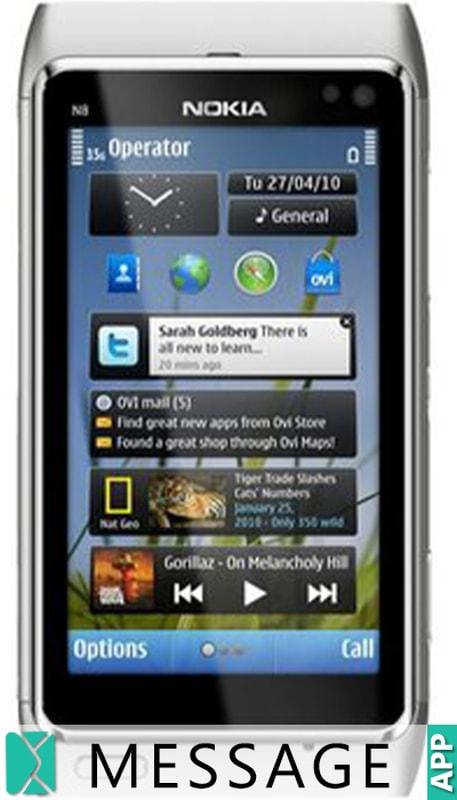 Скачать и установить Whatsapp на Nokia N8 - инструкция